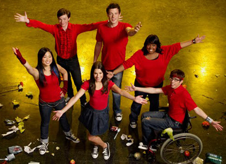 glee first season dvd review