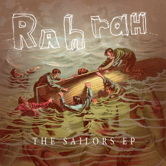 rah rah the sailors ep